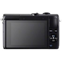 Canon EOS M100 Mirrorless Digital Camera Body - Black Thumbnail Image 5